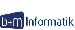 Logo-b+m