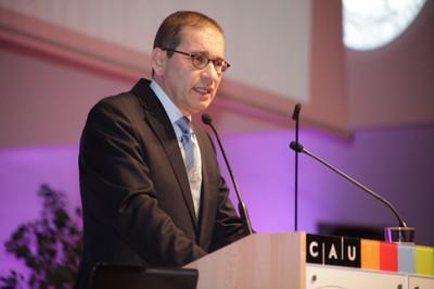 Prof. Dr. G. Fouquet - Präsident